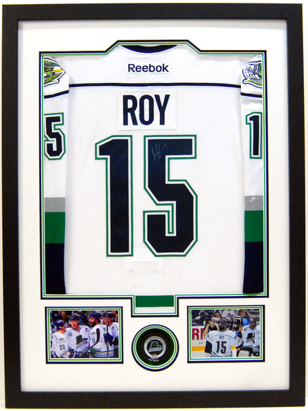 We frame your jersey - Ice Hockey shirt framing